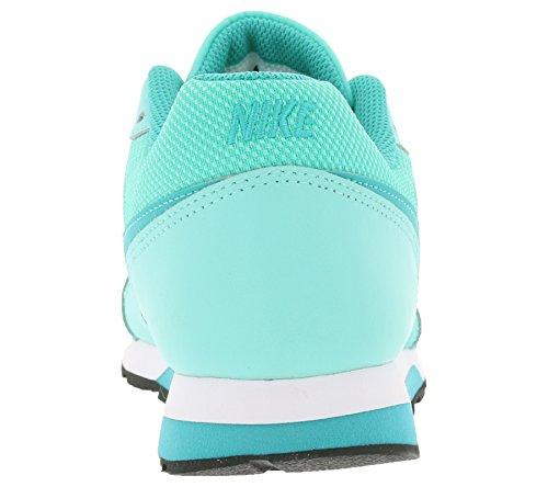 new style 9801a 8f915 Nike MD Runner 2 (GS), Zapatillas de Running para Mujer, Turquesa (Hyper  Turq Clear Jade-Volt-White), 38 1 2 EU  Amazon.es  Zapatos y complementos