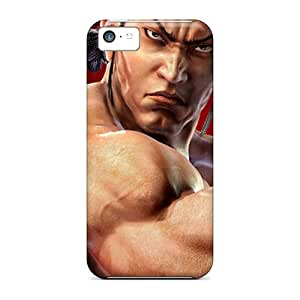 Protection Case For Iphone 5c / Case Cover For Iphone(tekken Feng Wei)