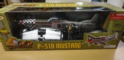 Ultimate Soldier P-51 D Mustang