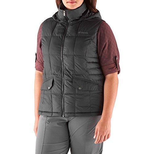 レール免疫する快適(コロンビア) Columbia レディース トップス ベスト?ジレ Lone Creek Hooded Vest Plus Sizes [並行輸入品]