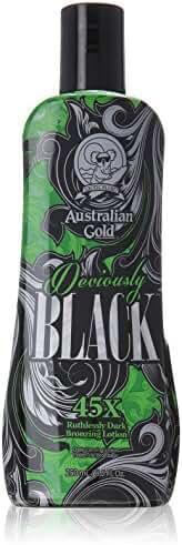 Australian Gold New Deviously Black Lotion, 8.5 Fluid Ounce