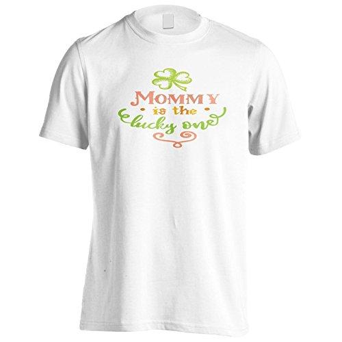 Mama Ist Der Glückliche Herren T-Shirt n396m