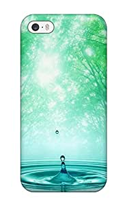 Pamela Sarich's Shop Top Quality Rugged Spring Waters Case Cover For Iphone 5/5s