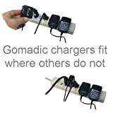 Gomadic Intelligent Compact AC Home Wall Charger