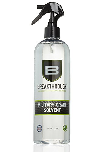 Breakthrough Clean Technologies Military-Grade Solvent - 16oz