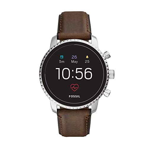 Dial Brown Leather Band - 6