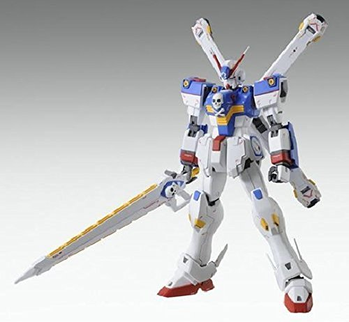 MG 1100 Cross Bone Gundam X3 Ver.Ka