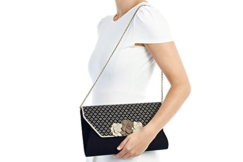 Ruby Shoo Valencia Sand Womens Hand Clutch Bag