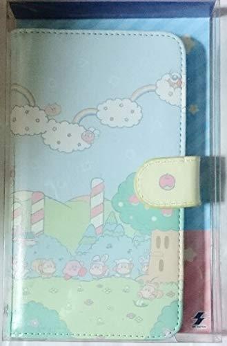アドアーズ限定 星のカービィ 手帳型スマホケース ピクニック