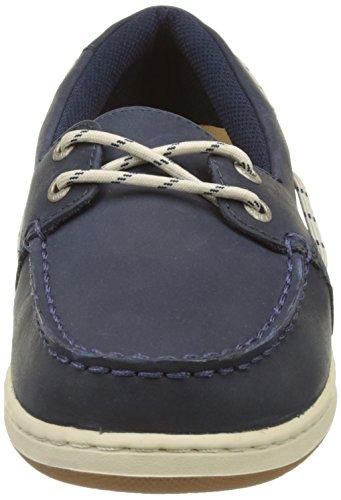 Shoes Blue Maleah navy Two Eye Leather Women''s Boat Sebago Xw7STT