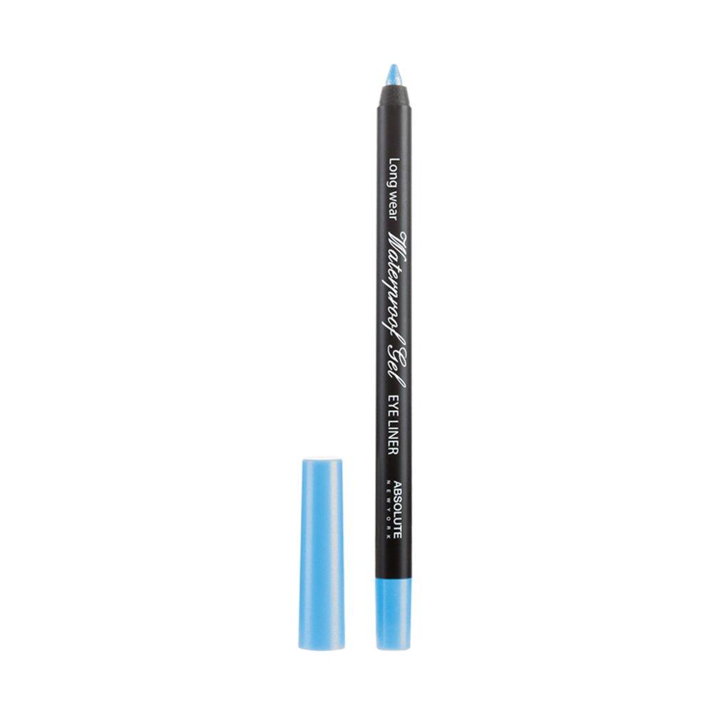 Absolute New York Waterproof Gel Eye Liner