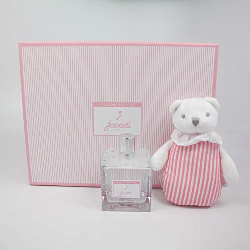 JACADI TOUT PETIT BABY GIRL 2 PC FRAGRANCE SET: 3.4 for sale  Delivered anywhere in USA