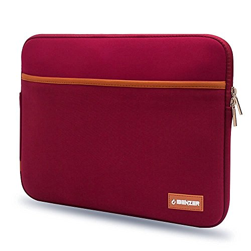 ibenzer-basic-133-neoprene-protective-laptop-case-sleeve-bag-with-accessory-pocket-for-macbook-pro-a
