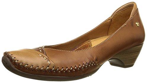 Pikolinos Tabarca 818, WoMen Court Shoes Marron (Brandy)