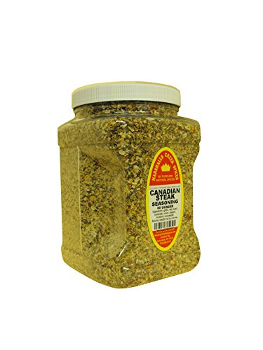 Family Size Marshalls Creek Spices Canadian Steak Seasoning (Compare to Montreal Seasoning), 60 Ounce ...