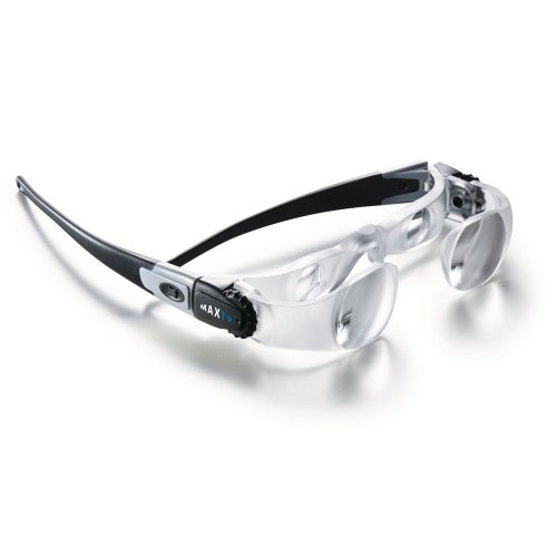 - 2.1X Eschenbach Max TV Glasses Distance Viewing