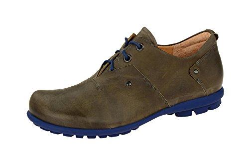 Think!1-81653-15 - zapatos con cordones Hombre Dunkel-Grau