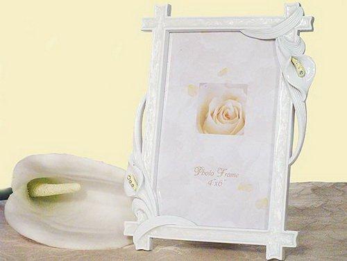 - Elegant Calla Lily Photo Frame C1655 Quantity of 1