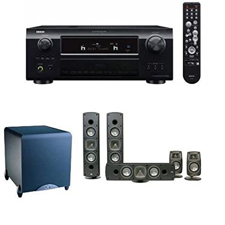 amazon com denon avr 989 home theater system bundle with klipsch rh amazon com