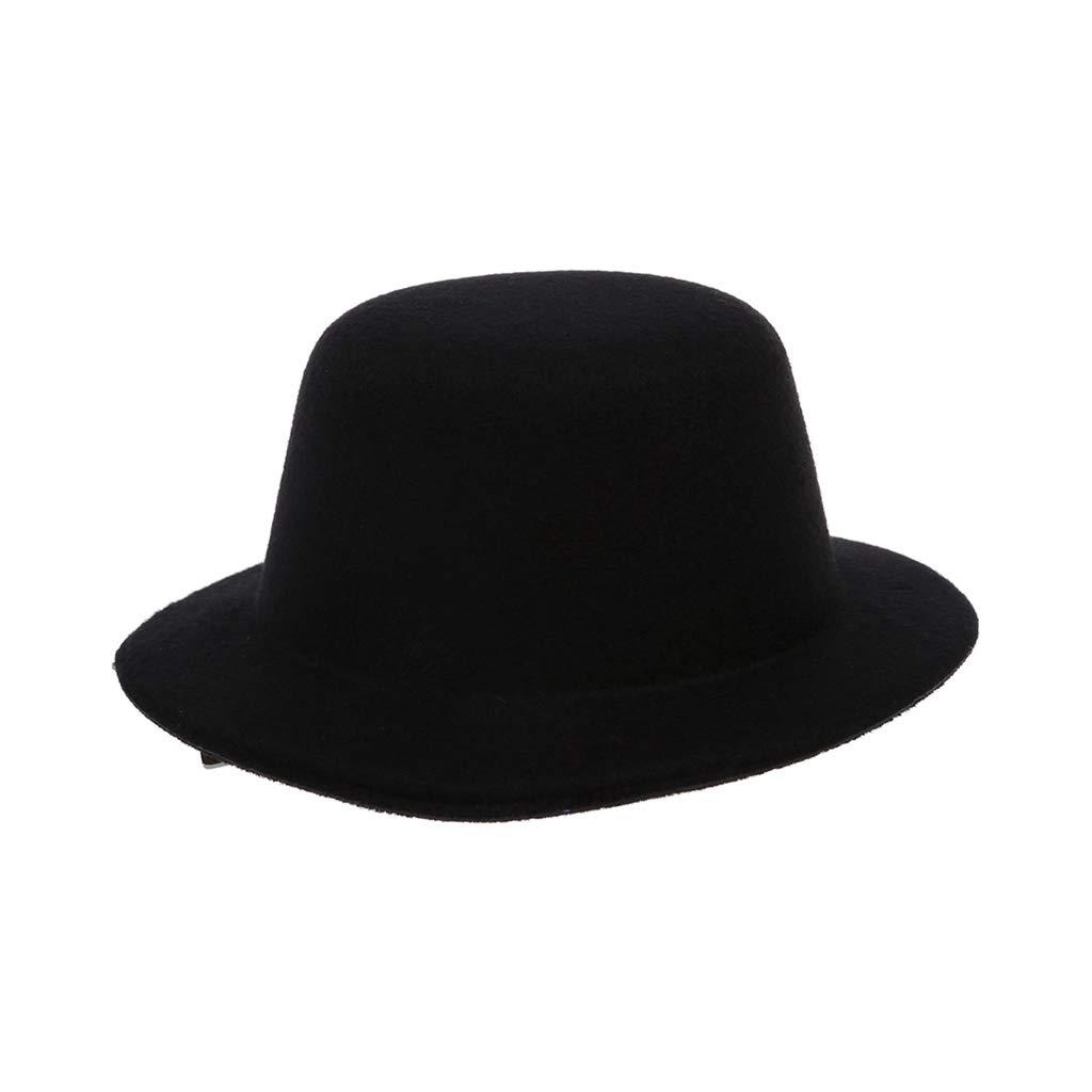 AOBRITON 2 Pac Womens Mini Hat Vintage Banquet Fascinator Wedding Fedoras