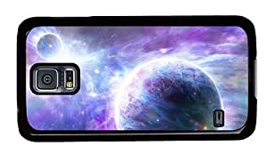 Hipster underwater Samsung Galaxy S5 Cases space explosion PC Black for Samsung S5 by lolosakes