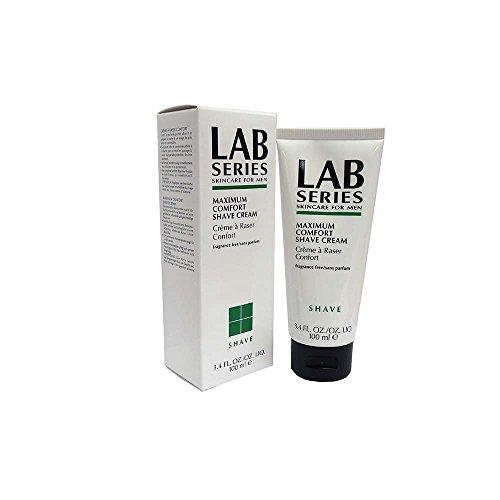 New - Lab Series Max Comfort Shave Cream - Tube 3.4 Oz