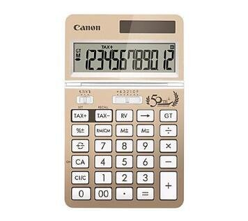Canon | 50th Anniversary Limited Edition | Calculator 9781B001