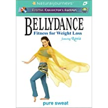 Bellydance Fitness for Weight Loss featuring Rania: Pure Sweat by Cerebellum Corporation