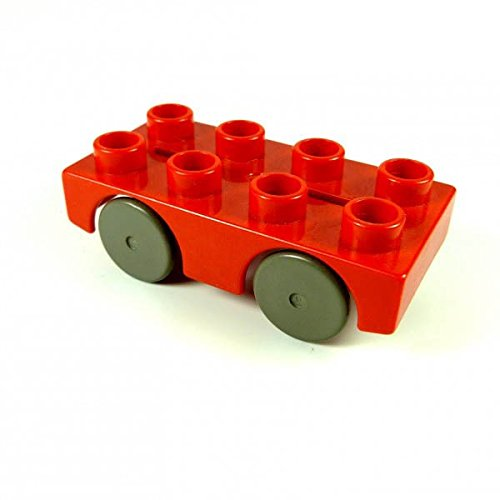 with LEGO DUPLO Cars design