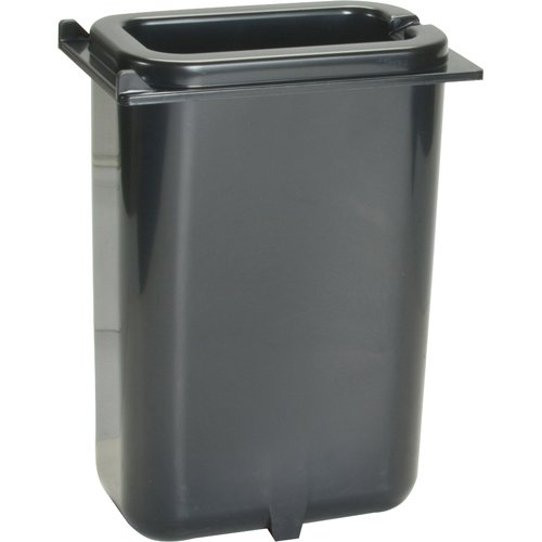 Server Products 82632 Fountain Jar, Standard, Deep Hold Cold Jar, 2-1/4 quart, Black