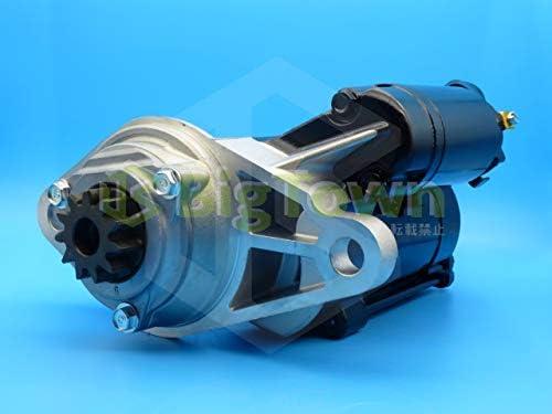 ※【コア返却が必要な商品です。】※国内生産 ビックタウン リビルト スターター セルモーター 【本体品番】 S25-501 1K00-18-400 【参考車種】 タイタン / LKR81A LKR81A LKR81N LKR81R LKS81A LPR81D LPR81N LPR81R