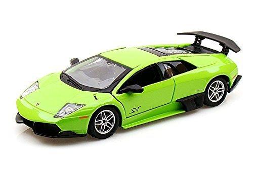 Lamborghini Murcielago LP670-4 SV 1/24 Green