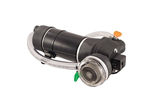 Super Transfer Pump with Removable Pre-Filter