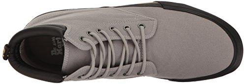 Oeillets Eason Greasy Gris Dr 6 Chaussures cuir en moyen Hommes Lamper Martens HqwHTIZtn
