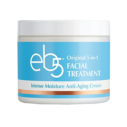 eb5 Intense Moisture Anti-Aging Face Cream | Tone & Tighten Skin with Retinol, Fade Fine Lines (4 oz) (Best Foundation For 60 Year Old Skin)