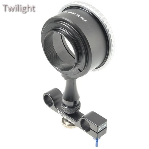 Chrosziel Adapter for PL Lenses for Sony NEX-FS100 (Sony Fs100)