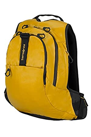 Samsonite Sac à dos loisir Paradiver Laptop Backpack L 18 Liters (Mustard) 47780 e0SAIIU7GW