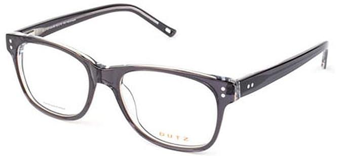 Nouvelle liste une performance supérieure joli design Amazon.com: Dutz Glasses Men DZ 2125 85 Grey Full Frame ...