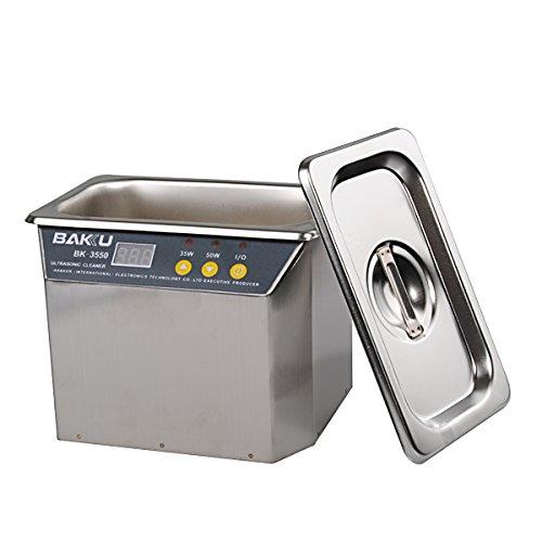 BK-3550 35W/50W 220V Stainless Steel Ultrasonic Cleaner by SPK603