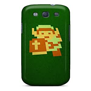 New Diy Design Green Zelda For Galaxy S3 Cases Comfortable For Lovers And Friends For Christmas Gifts