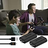 Rechargeable Battery Pack Compatible with Xbox