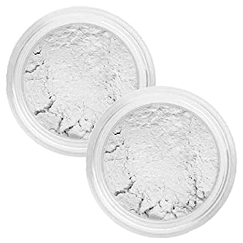 2-Pack Extreme CloseUp HD Mineral Finishing Powder – Microfinish – Look airbrushed in real life – Truly all natural