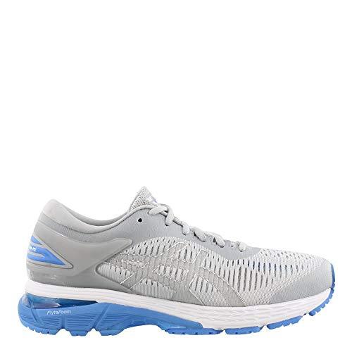 ASICS Gel-Kayano 25 Women's Shoe, Mid Grey/Blue Coast, 5 B US by ASICS (Image #7)
