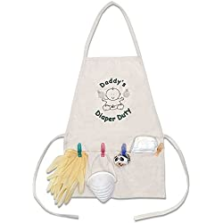 Daddy's Diaper Duty Apron