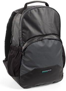 MERCEDES AMG Petronas Backpack Rucksack Schwarz 24 L