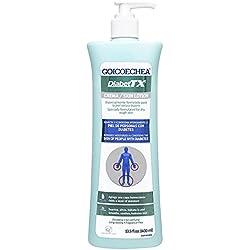 GOICOECHEA Diabet TX Body Lotion with Moisturizers (Including Soybean Oil, Per oxidized Corn Oil) Diabetes, 13.5 oz