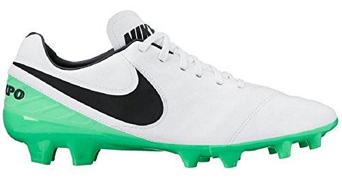 V Mystic Pour Chaussures Hommes Nike Blanches Soccer Fg De Tiempo gEf55wqxS