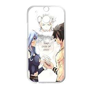 Fairy Tail HTC One M8 Cell Phone Case White Decoration pjz003-3818954