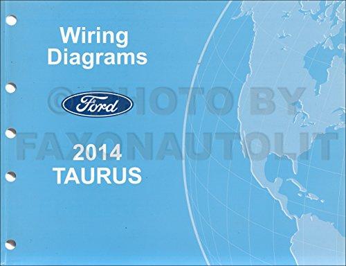 Ford Taurus Wiring (2014 Ford Taurus Wiring Diagram Manual Original)