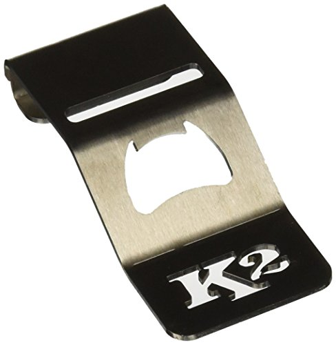 K2 Coolers Stainless Steel Bottle Opener for the Summit 20 by K2 Coolers